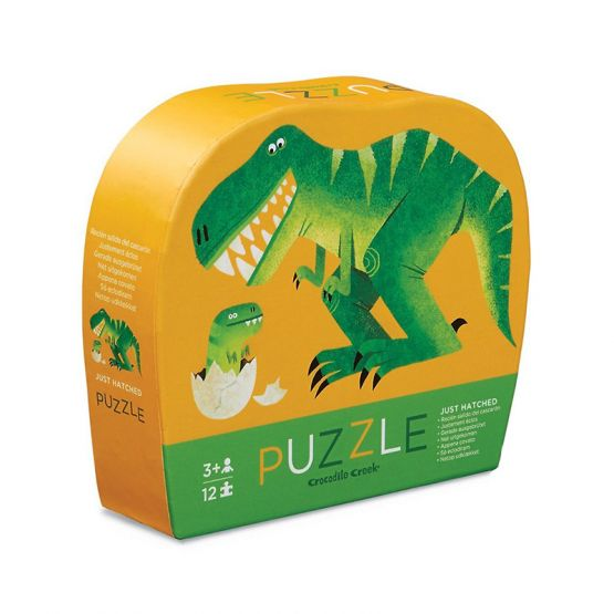 *New* 12-Piece Mini Puzzle - Just Hatched by Crocodile Creek