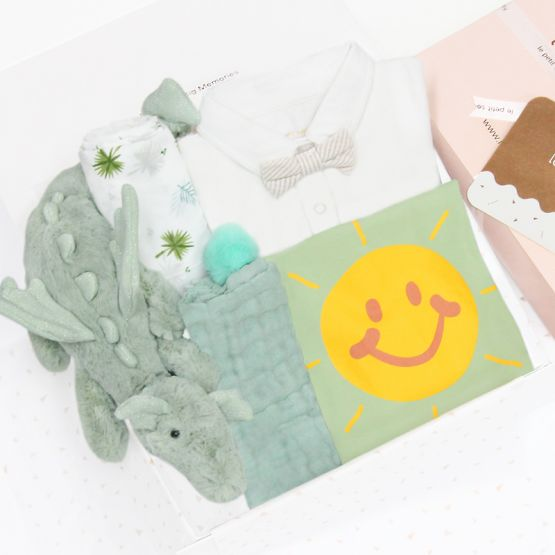 *Bestseller* Baby Boy Gift Set - Forest Daylight