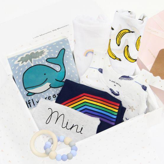 *Bestseller* Baby Gift Set - Over the Rainbow