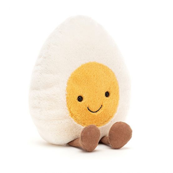 Amuseable Boiled Egg (Large) by Jellycat