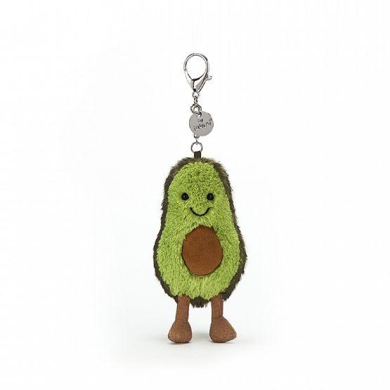 Amuseable Avocado Bag Charm by Jellycat