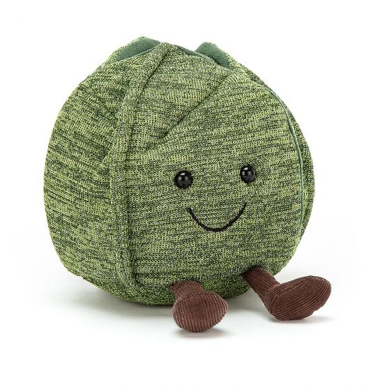 Amuseable Brussels Sprout by Jellycat