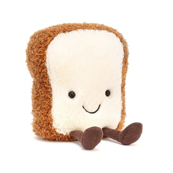 Amuseable Toast (Small) by Jellycat