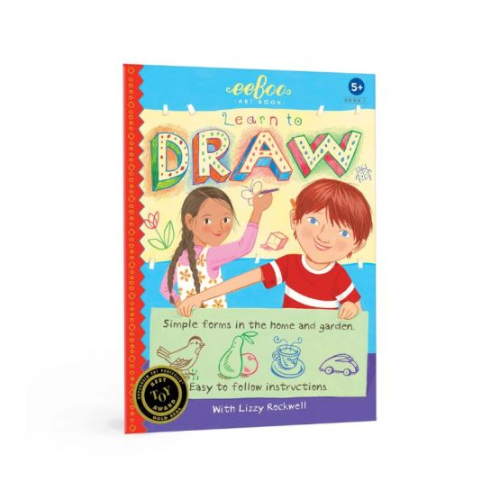 *New* Art Book 1: Learn To Draw by eeBoo
