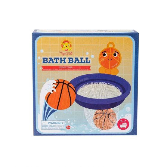 *New* Bath Ball - Dunk Time by Tiger Tribe