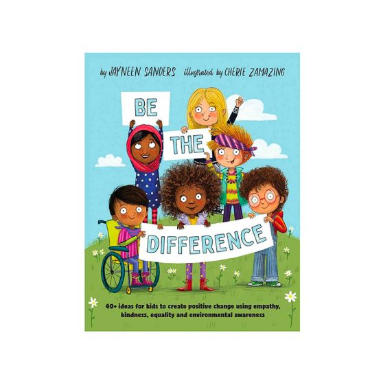 *New* Be The Difference by Groovy Giraffe