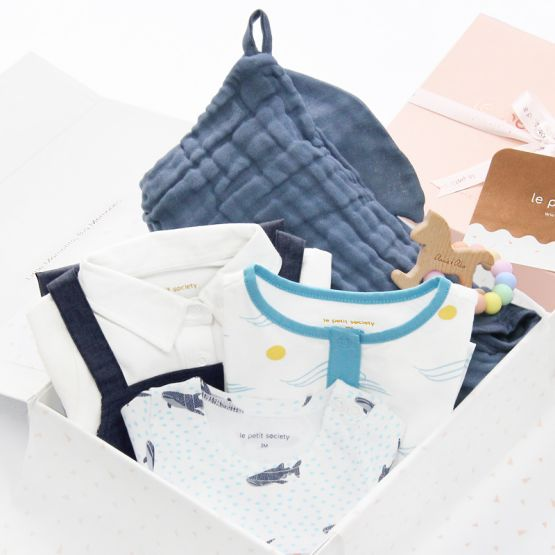 *Bestseller* Baby Boy Gift Set - Blue Ocean
