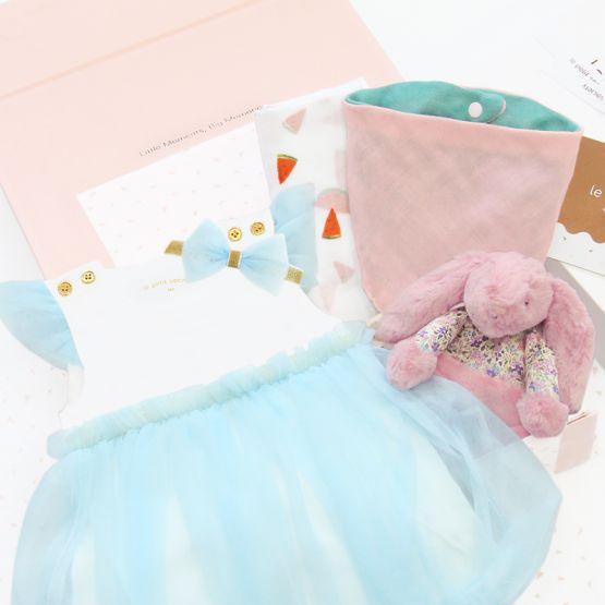 *Bestseller* Baby Girl Gift Set - Blue Sprinkles