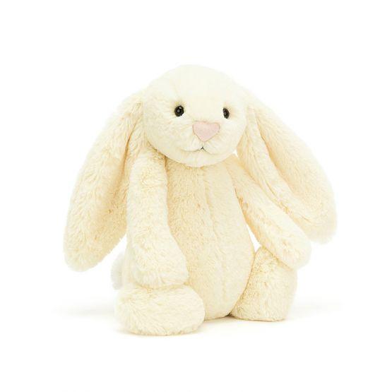 Personalisable Bashful Buttermilk Bunny by Jellycat