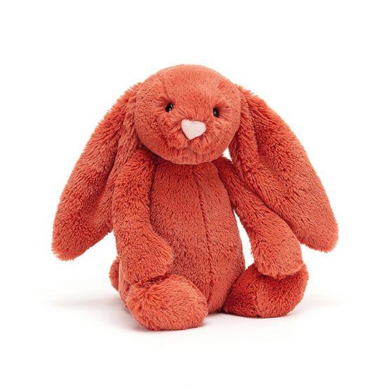 Personalisable Bashful Cinnamon Bunny by Jellycat