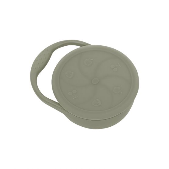 *New* Collapsible Snack Cup in Sage Grey by The Paper Bunny