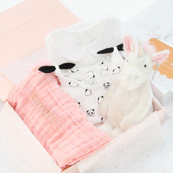 *Bestseller* Baby Girl Gift Set - Dreamy Pink