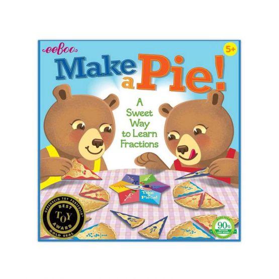 Make A Pie Game by eeBoo