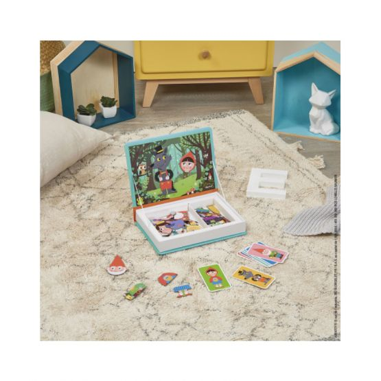 *New* Fairy Tales Magnetibook by Janod