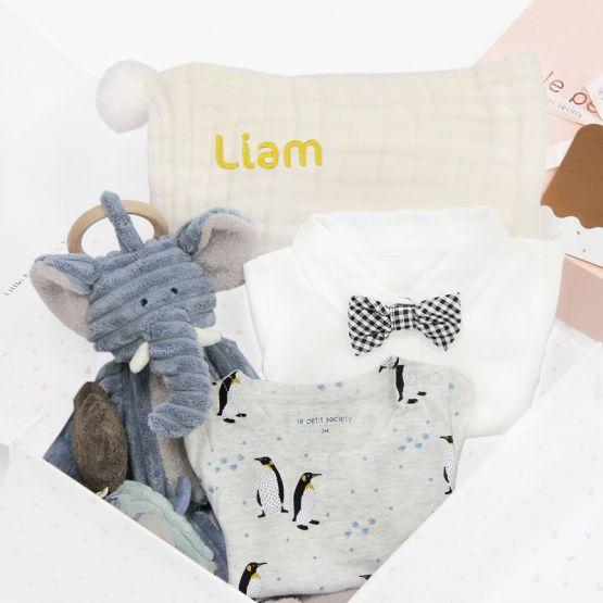*Bestseller* Baby Boy Gift Set - First Adventure