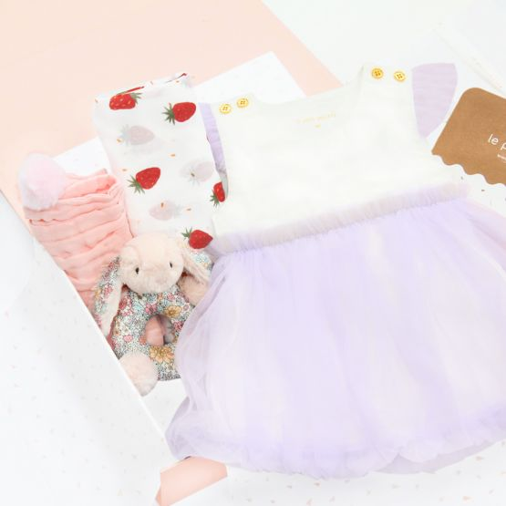*Bestseller* Baby Girl Gift Set -  First Bubbles