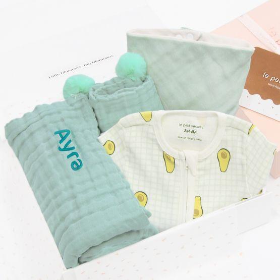 *Bestseller* Baby Gift Set - Forest Dream