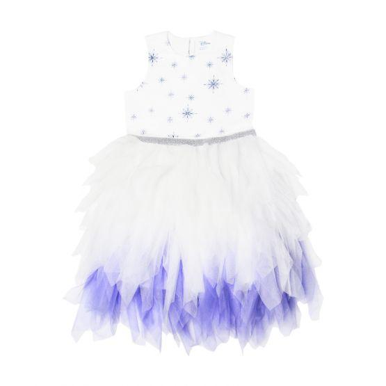 *Disney Frozen 2* Elsa Snowflake Twirl Dress
