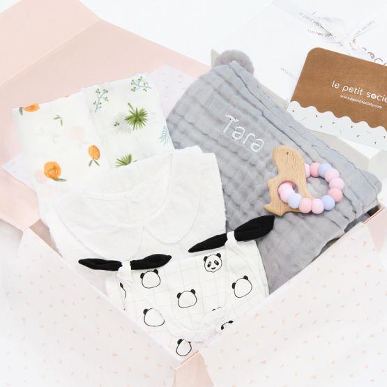 *Bestseller* Baby Girl Gift Set - Garden Hues