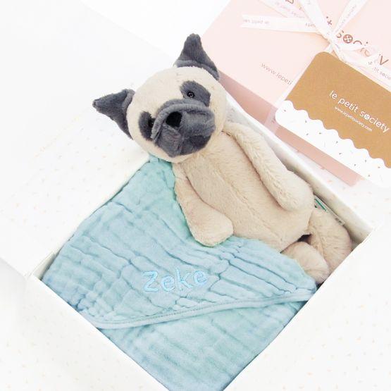 *Bestseller* Baby Gift Set - Dog Lover