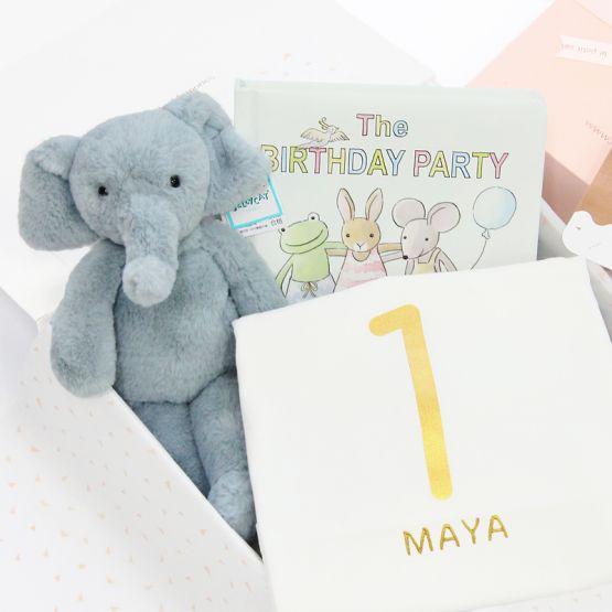 *Bestseller* Birthday Gift Set - #1 Party
