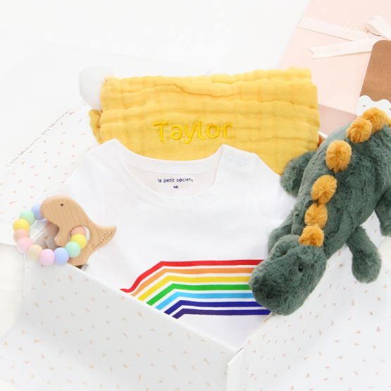 *Bestseller* Baby Boy Gift Set - Dashing Dino