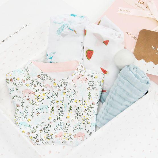 *Bestseller* Baby Boy Gift Set - Porcelain Skies