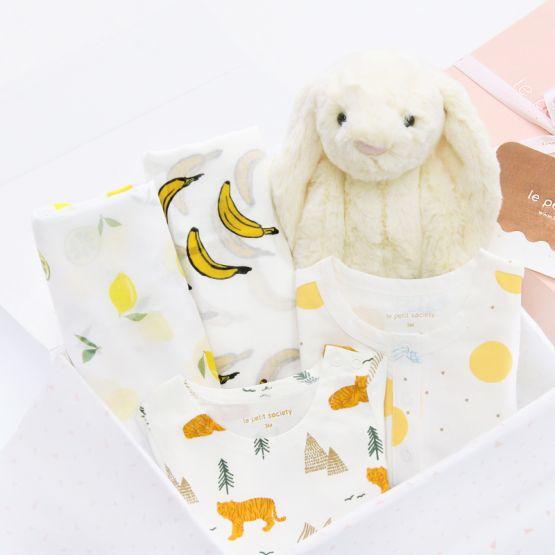 *Bestseller* Baby Gift Set - Going Bananas