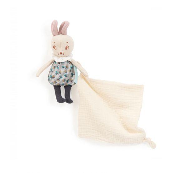 *New* Après La Pluie - Mousse Handkerchief Comforter by Moulin Roty