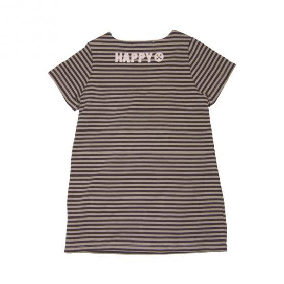 Happy Dress in Nutmeg