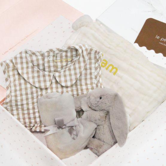 *Bestseller* Baby Girl Gift Set - Hazel Bunny