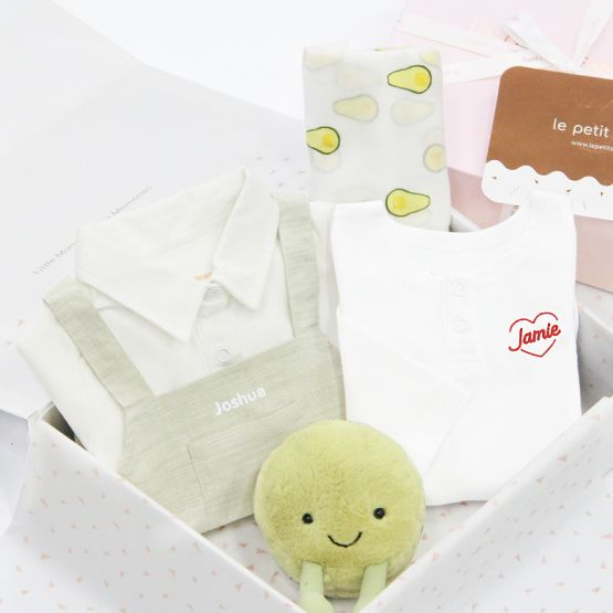 *Bestseller* Baby Boy Gift Set - Baby Avo-cute