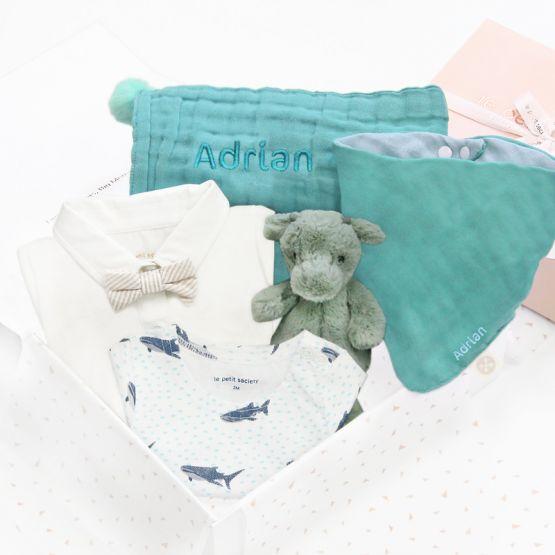 *Bestseller* Baby Boy Gift Set - Nature's Gift