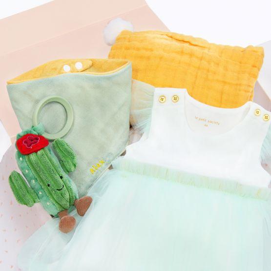 *Bestseller* Baby Girl Gift Set - Fresh Mint