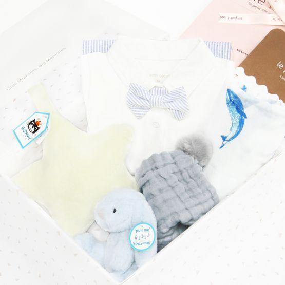 *Bestseller* Baby Boy Gift Set - Starry Blue