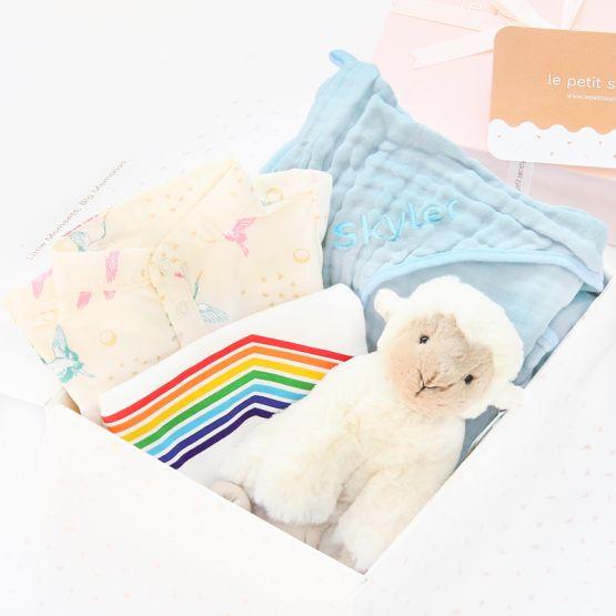 *Bestseller* Baby Boy Gift Set - Sweet Dreams