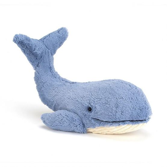 Wilbur Whale by Jellycat