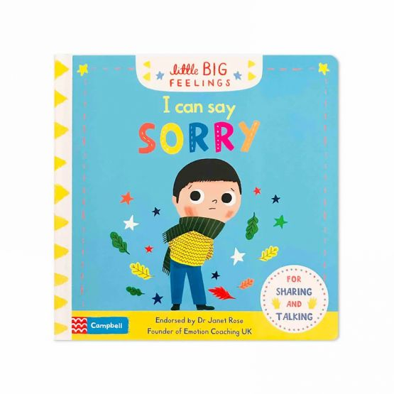 Little Big Feelings: I Can Say Sorry by Groovy Giraffe