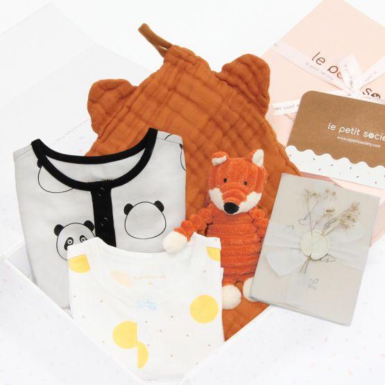 *Bestseller* Baby Gift Set - Little Fox Adventure