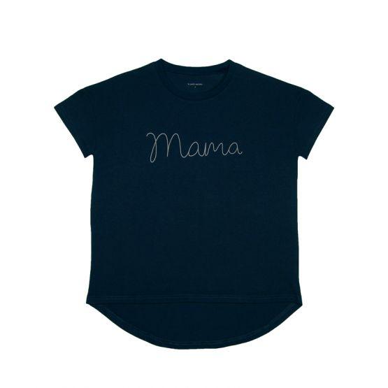 *Bestseller* Mama Tee in Navy