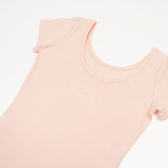 Ballerina Series - Personalisable Leotard in Pink