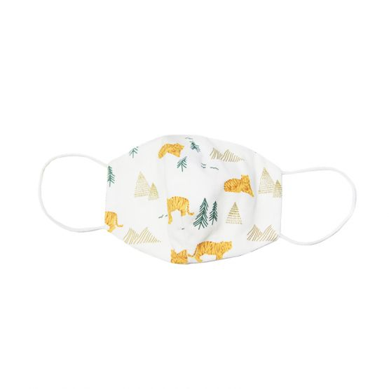 Personalisable Reusable Kids & Adult Mask in Tiger Print