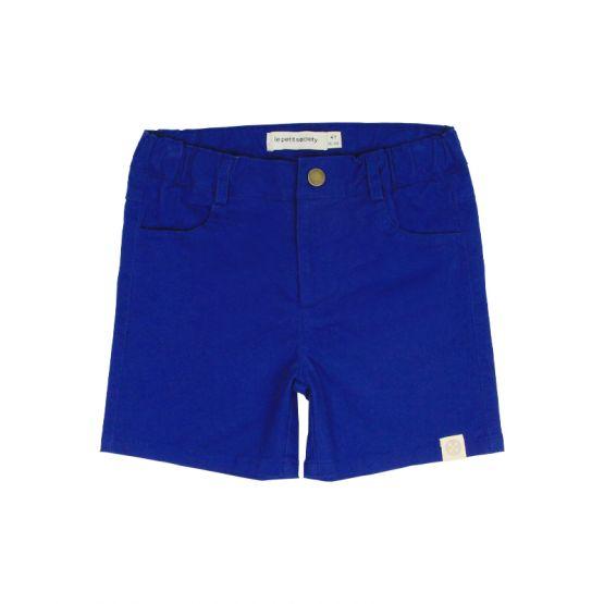 Crane Series - Boys Blue Bermuda