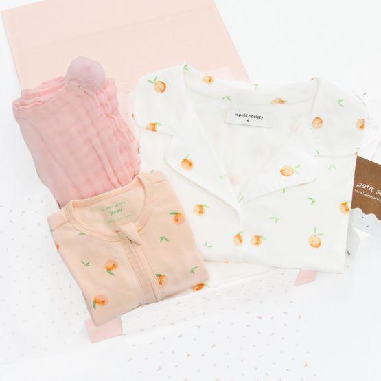 *Bestseller* Baby Shower Gift Set - Mama & Little Peach