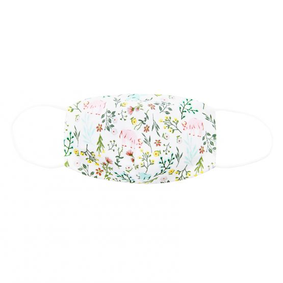 Personalisable Reusable Kids & Adult Mask in Ox Print