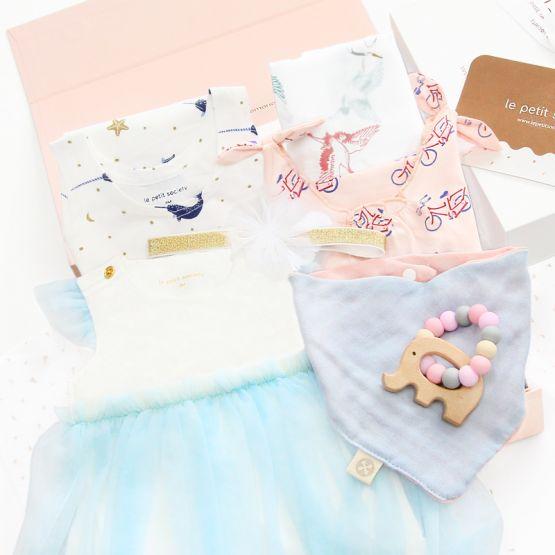 *Bestseller* Baby Girl Gift Set - Mermaid's Adventure