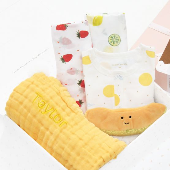 *Bestseller* Baby Gift Set - One in a Melon