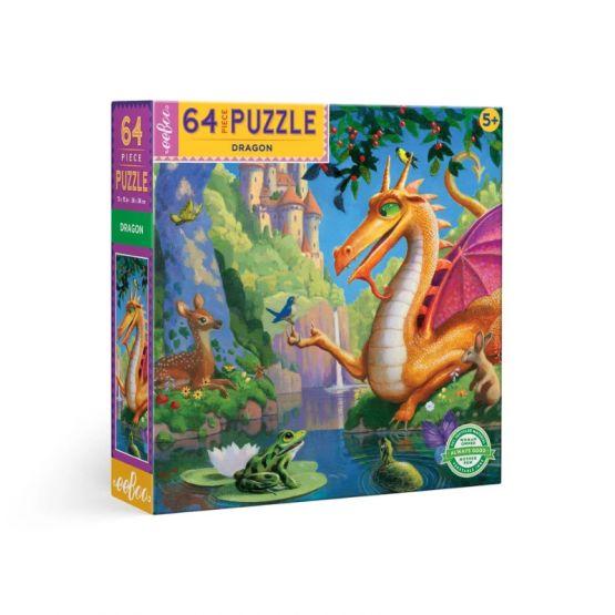 *New* Dragon 64-Pc Puzzle by eeBoo