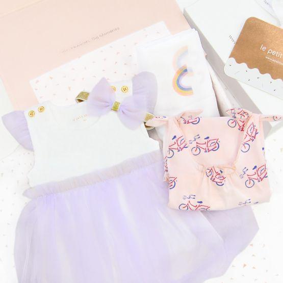 *Bestseller* Baby Girl Gift Set - Rainbow Princess