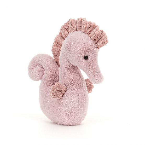 Sienna Seahorse by Jellycat